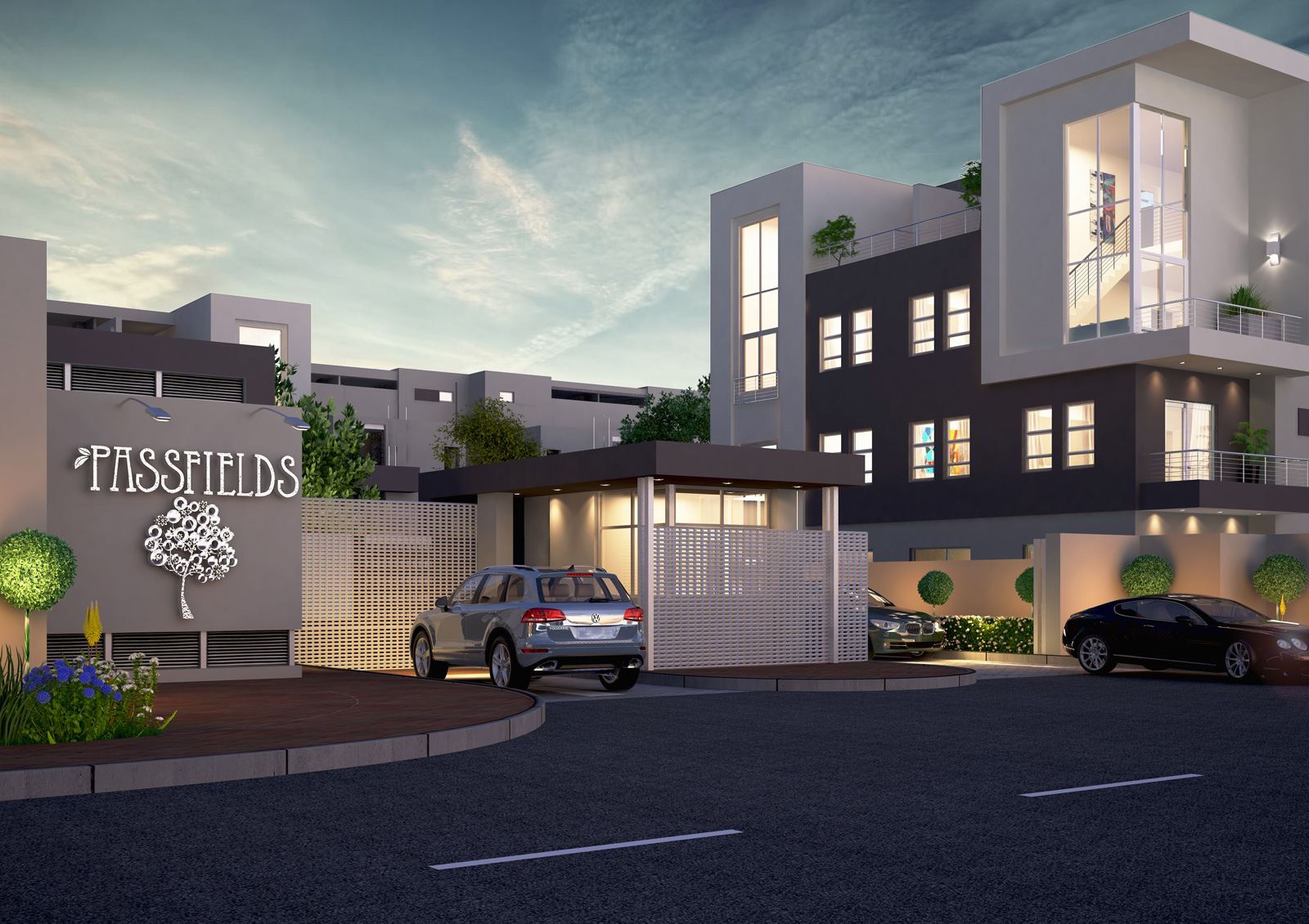 Passfields-Exterior-Parking-View