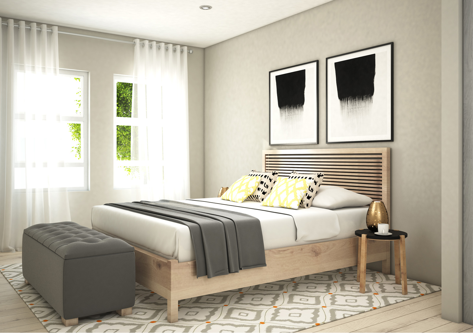 Passfields-Interior-Bedroom-View